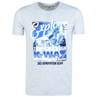 K-Way Men's Experience S19.1.1 T-Shirt