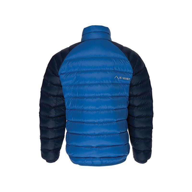 K-Way Youth Cygnet Down Jacket -  cobalt-red