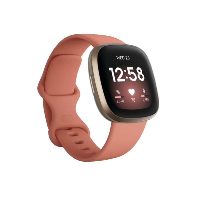 Fitbit Versa 3 -  pink-gold