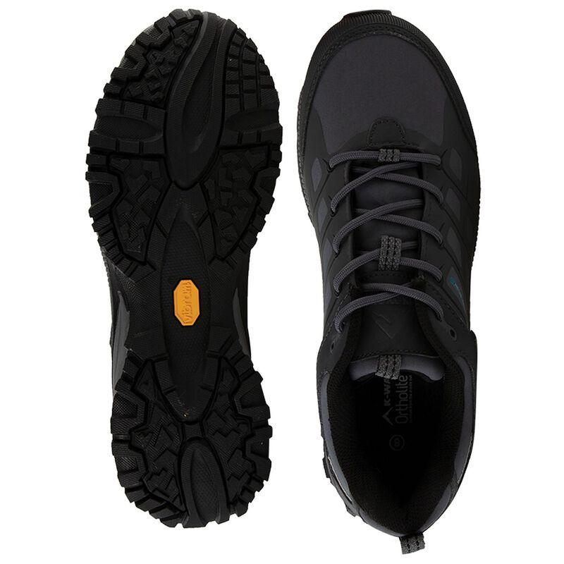 K-Way Men's Edge 2 Shoe  -  grey-black