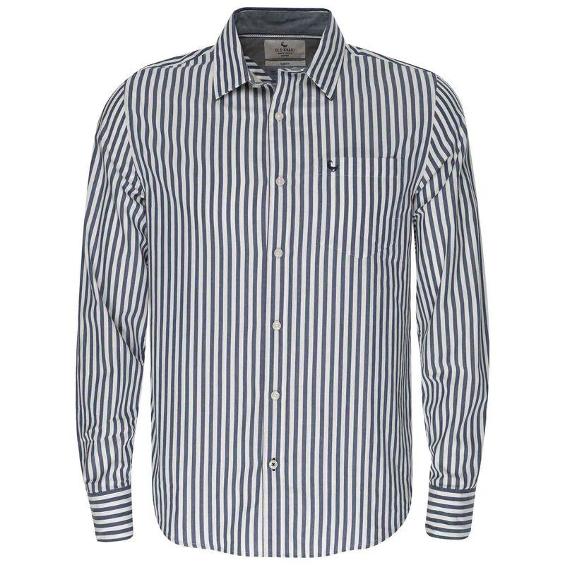 Old Khaki Men's Randal Slim Fit Shirt -  white