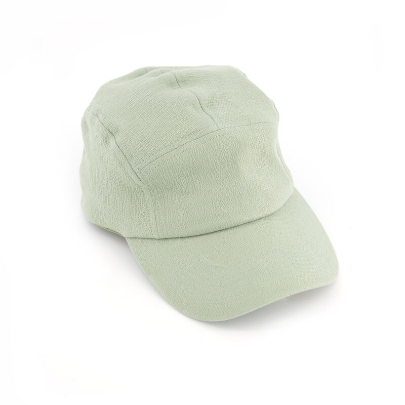 Rare Earth C Arden Seersucker 5 Panel Cap -  c81