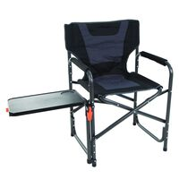 CU Director 2 Chair -  black-charcoal