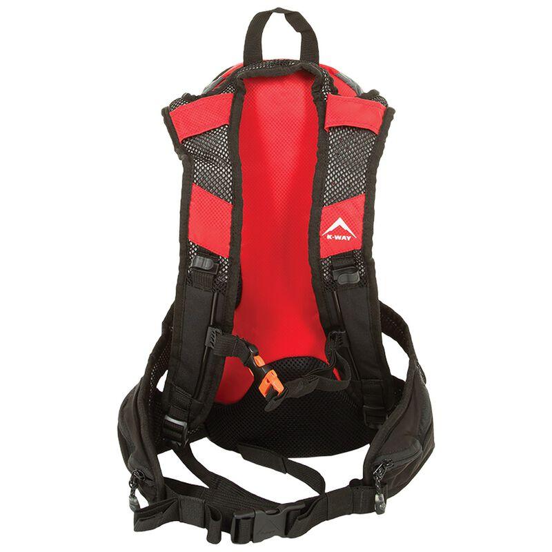 K-Way Lite 10 Hydration Pack -  red-black