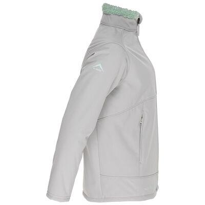 K-Way Kids Lynx 3-Ply Sherpa Softshell Jacket