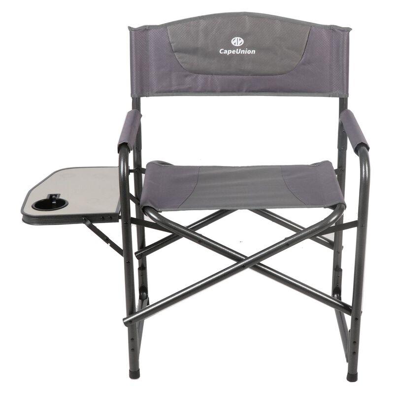 Cape Union Directors Chair -  grey-grey