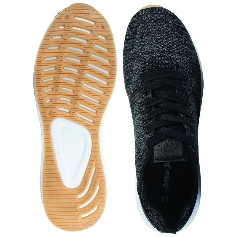 Arthur Jack Men's  Kaiden Shoe  -  black