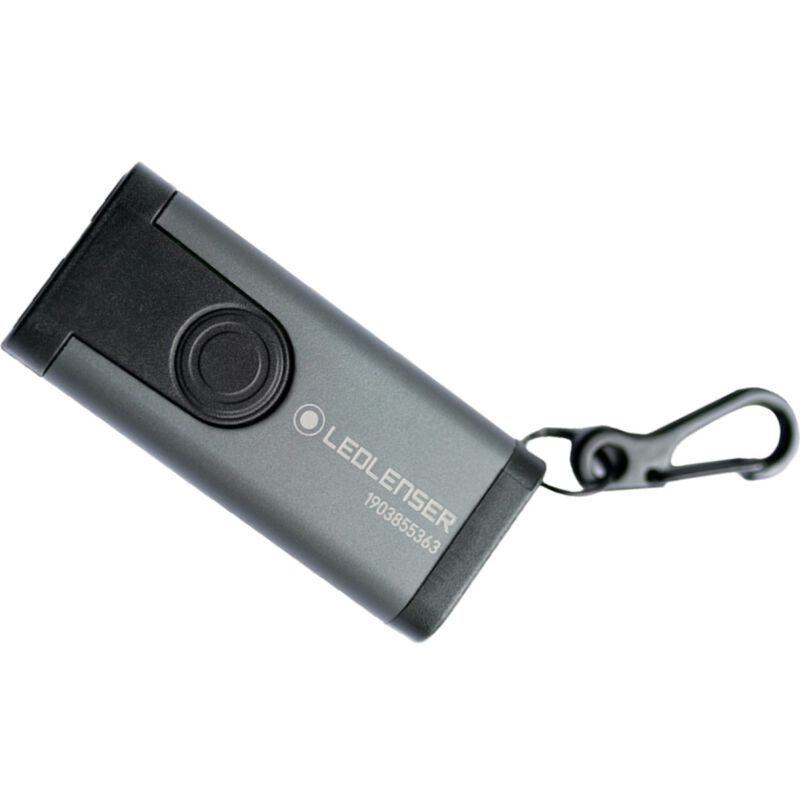 LEDLenser K4R Rechargeable Mini Torch -  black