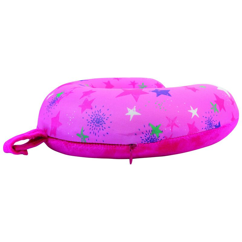Cape Union Kids Travel Pillow - Stars -  pink