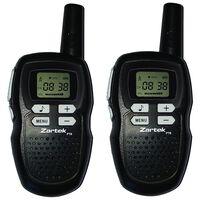 Zartek PT8 Two-Way Radio -  black