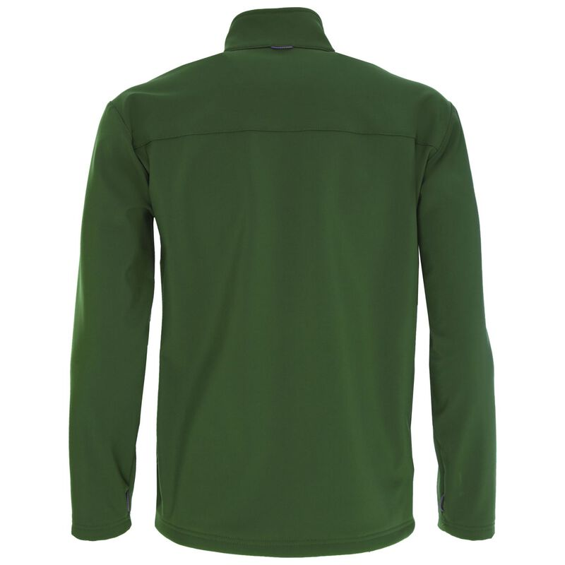 K-Way Men's Felixx Softshell Jacket -  darkolive