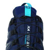 Salomon Men's XA Pro 3D GTX Trail Running Shoe  -  navy-blue