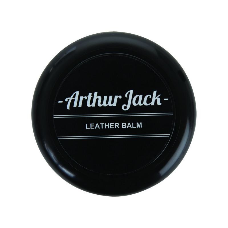 Arthur Jack Leather Balm -  nocolour