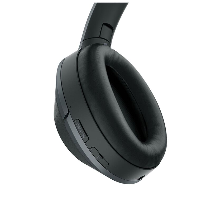 Sony 1000XMK2 Noise Cancelling Bluetooth Headphones -  black