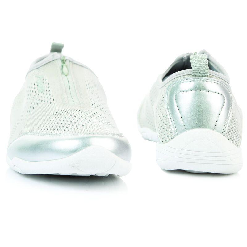 K-Way Women's Mantra Shoe -  lightgrey