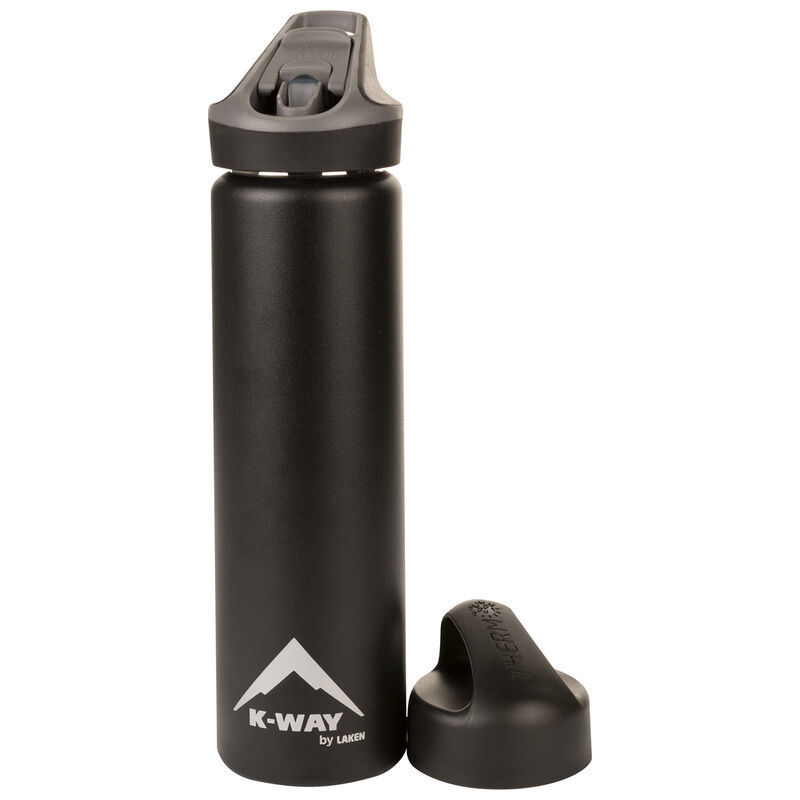 K-Way 750ml Thermo Bottle -  black