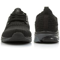 K-Way Men's Flex Lite 2 Shoe  -  black-black