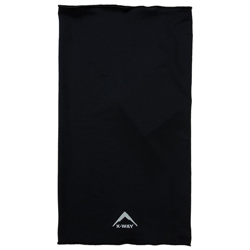 K-Way Unisex Multi-Scarf -  black-black