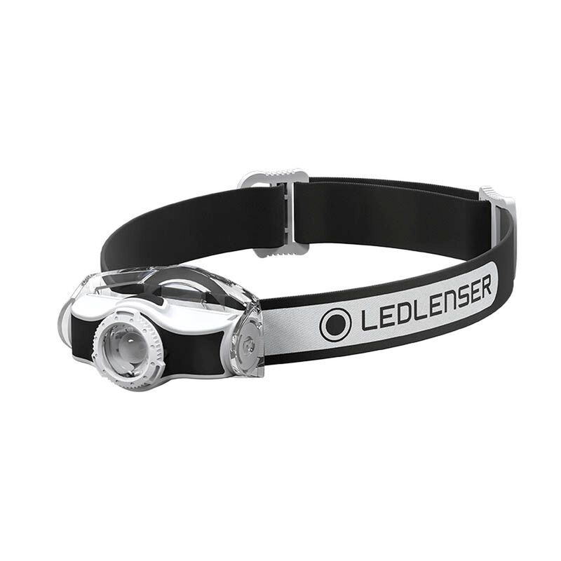 Ledlenser MH3 Headlamp -  black