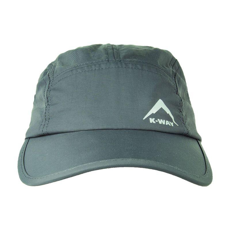 K-Way Quake Peak Cap -  charcoal
