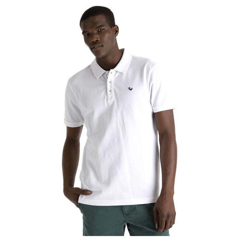Old Khaki Men's Howard 2 Relaxed Fit Golfer  -  white