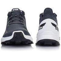 Salomon Women's Alphacross Blast Shoe  -  grey-white