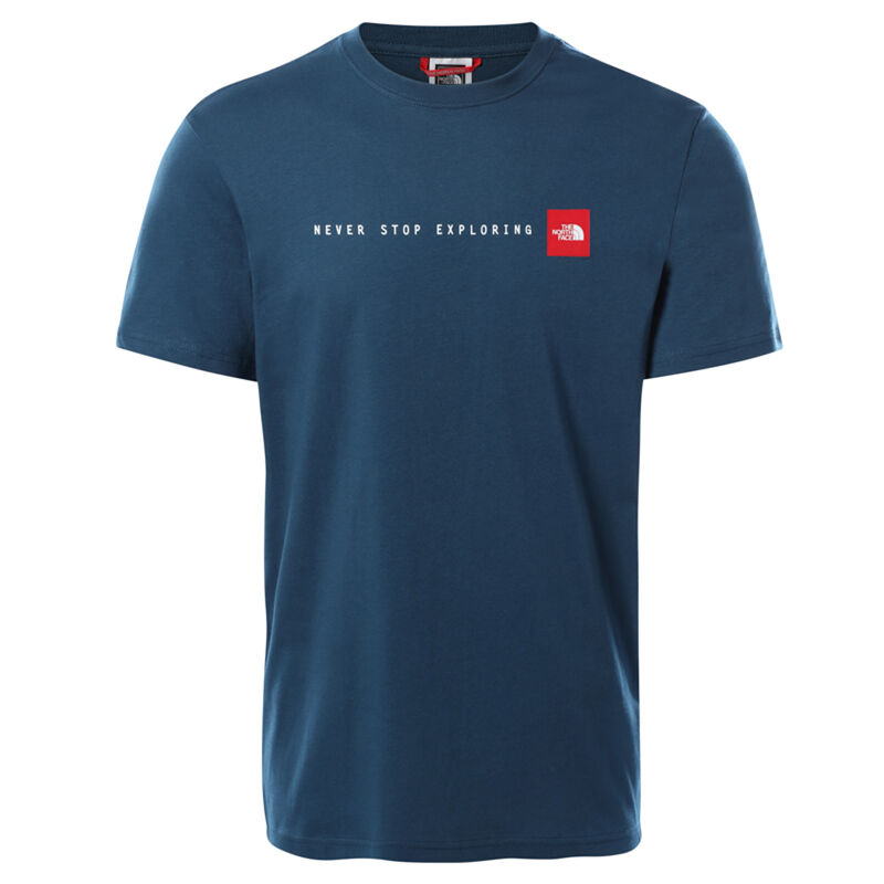 The North Face Men's 'Never Stop Exploring' T-Shirt -  c54