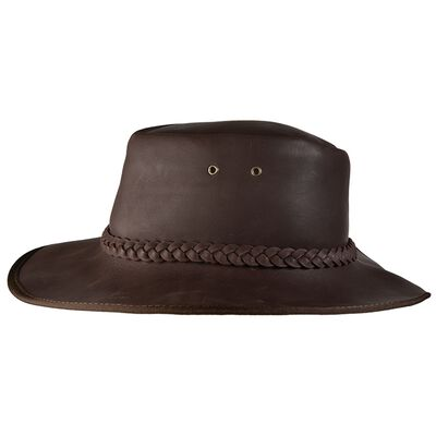 Cape Union Mart Survivor Leather Hat