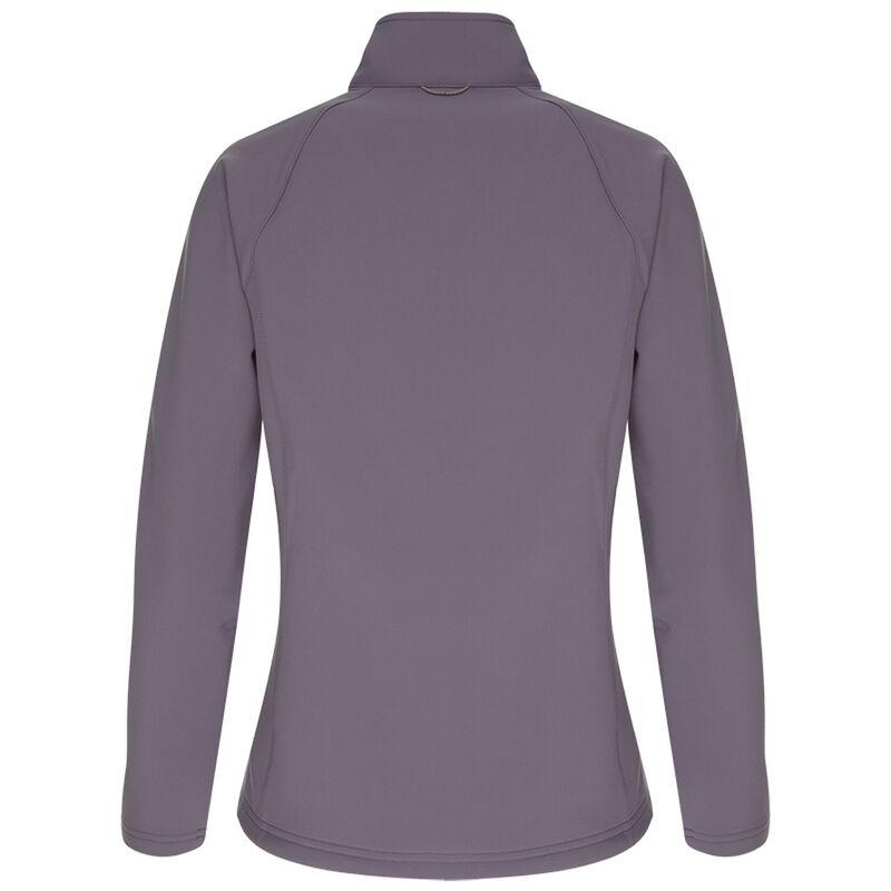 K-Way Women's Mira '19 Softshell Jacket -  lilac-plum