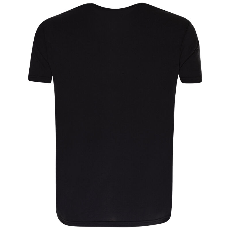 K-Way Men's South Africa T-Shirt -  darkcharcoal