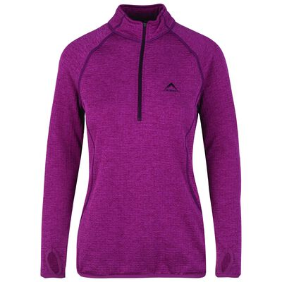K-Way Women's Iska 1/4 Zip Fleece