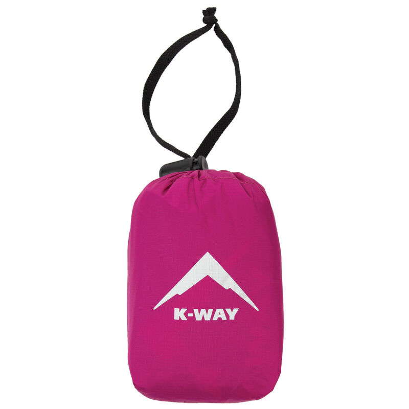 K-Way 40-65L Rain Cover II -  berry