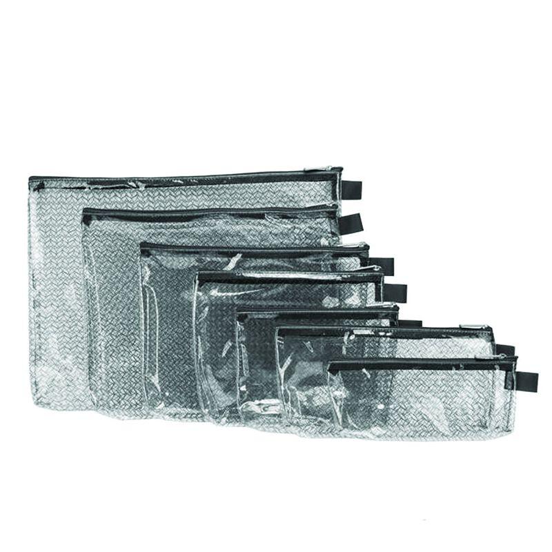 Travelon Set of 7 Packing Envelopes -  black