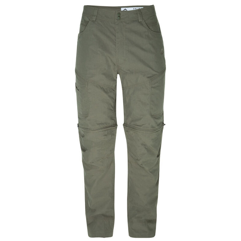 K-Way Men's Explorer Gorge Trouser -  olive