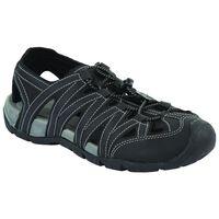 K-Way Men's Drift Sandal -  black-black