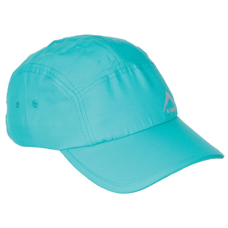 K-Way Quake Peak Cap -  teal