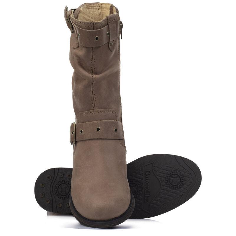 Caterpillar Women's Midi Boots -  tan