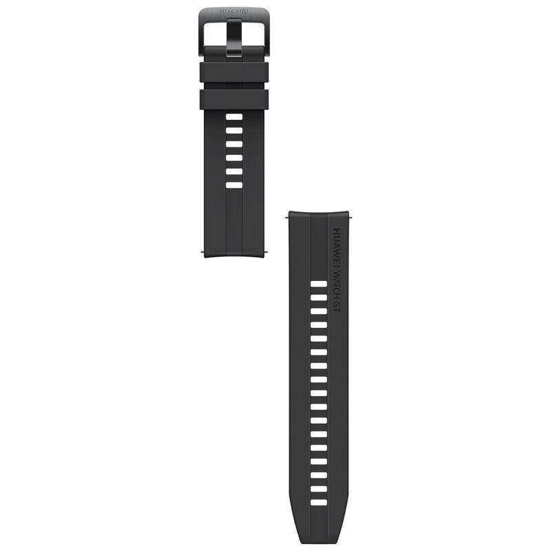Huawei GT1 Silicone Strap -  black
