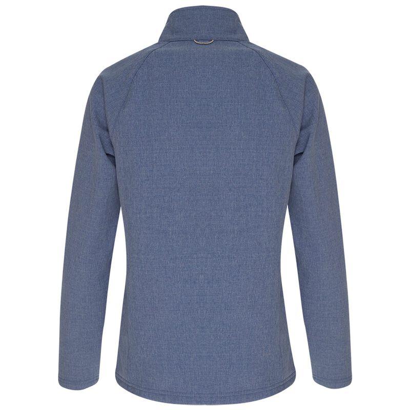 K-Way Women's Mira '19 Softshell Jacket -  blue-midblue