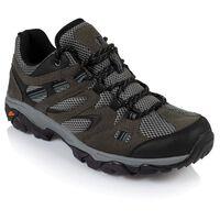 Hi-Tec Ravus Men's Vent Lite Low Shoe  -  charcoal-grey