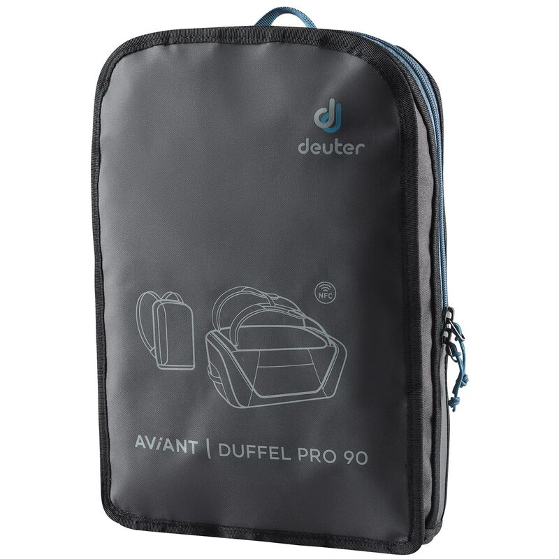 Deuter Aviant Duffel Pro 90 Duffel Bag -  black