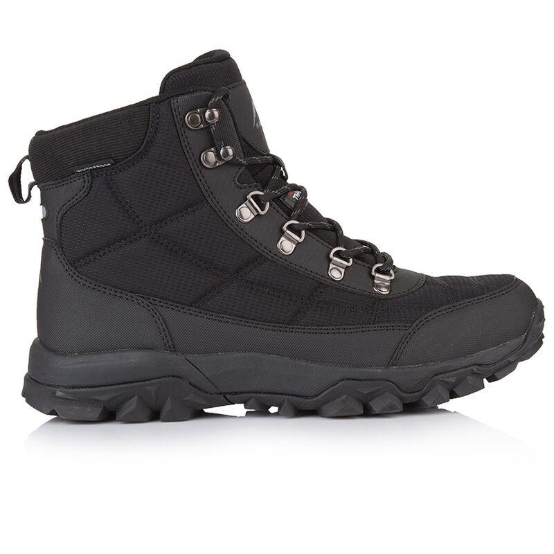K-Way Men's Blackburn Boot -  black-black