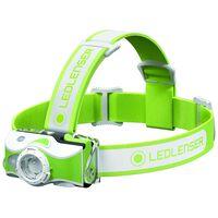 LED Lenser MH7 Rechargeable Headlamp  -  green