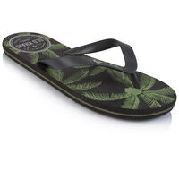 Old Khaki Men's Pacifico Thong  -  grey-avocado