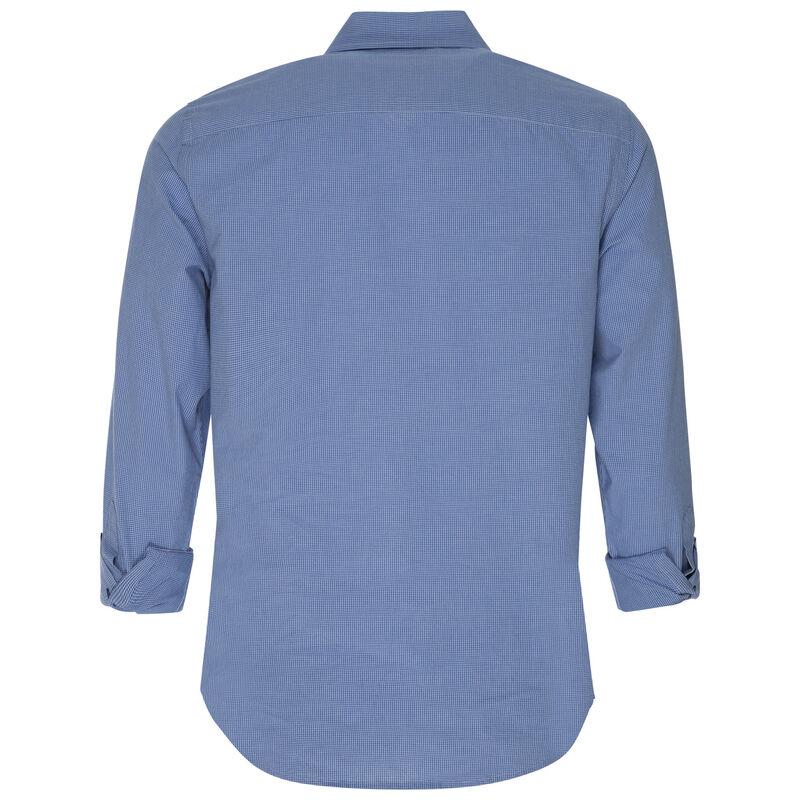 Joey Men's Slim Fit Shirt -  blue