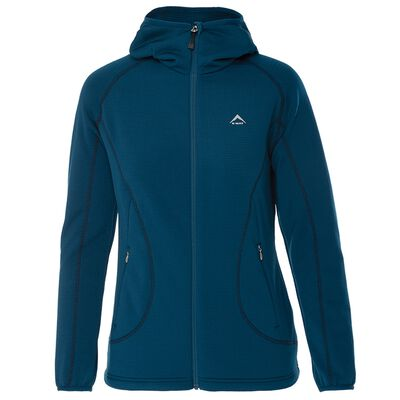 K-Way Women's Ebony Hoody Fleece