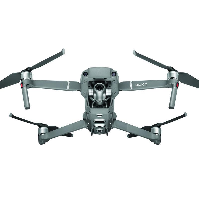 DJI Mavic 2 Zoom Drone -  darkcharcoal