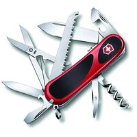 Victorinox Evogrip S17 Pocket Knife -  red-black