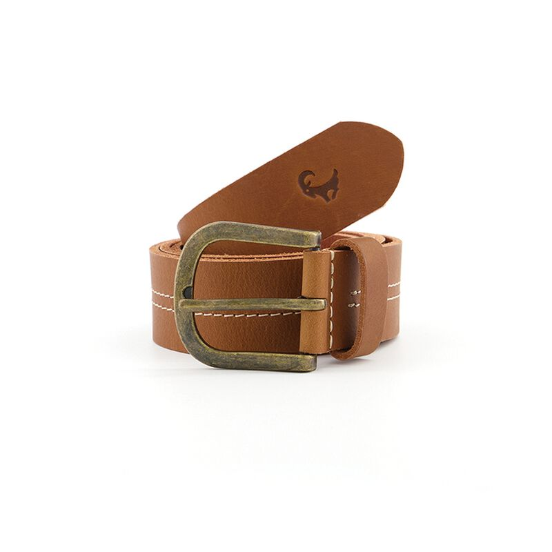 Old Khaki Men's Arthur Modern Double-Stitch Belt -  dc2200