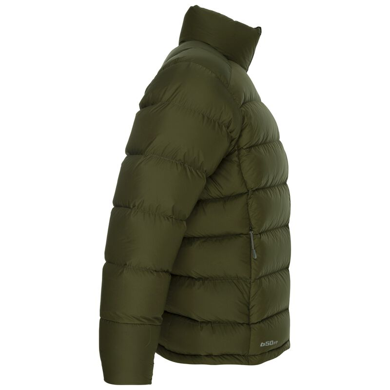 K-Way Men's Siberia '18 Down Jacket -  olive